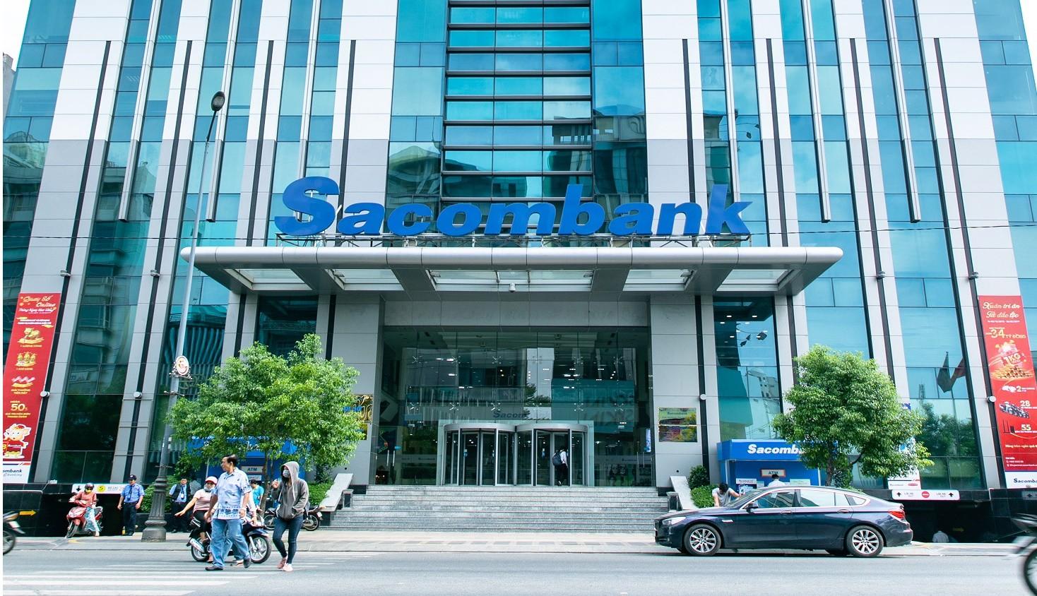 Sacombank báo lãi quý I giảm 7%