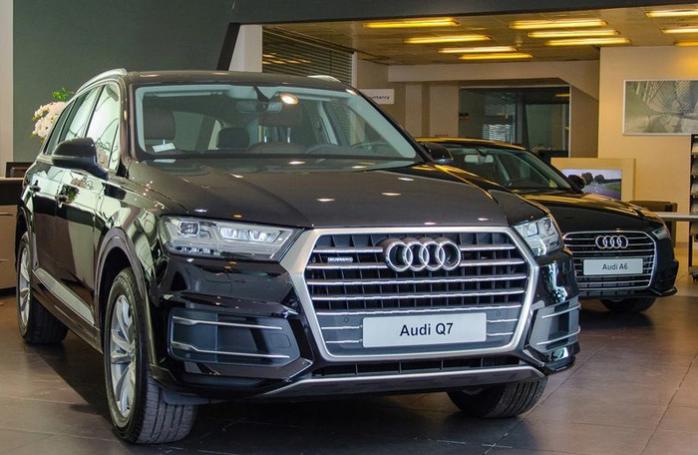 Triệu hồi Audi Q7 tại thị trường Việt Nam