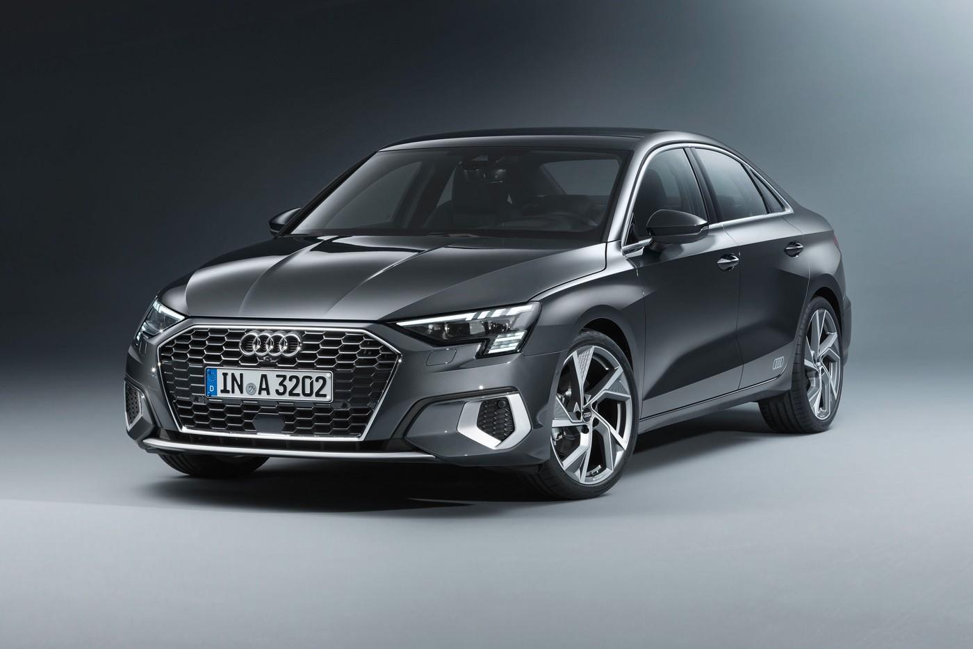 Audi A3 Sedan thế hệ thứ 2 sắp trình làng