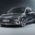 """<p class=""""Normal""""> Audi, hãng sản xuất ôtô Đức vừa tiết lộ phiên bản châu Âu của chiếc A3 Sedan 2021 với những thay đổi tăng cường sức mạnh cũng như trang bị hệ thống hybrid nhẹ 48 volt.</p>"""