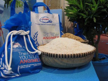 Công ty xuất khẩu gạo tại An Giang lãi giảm 64%, tồn kho gấp đôi