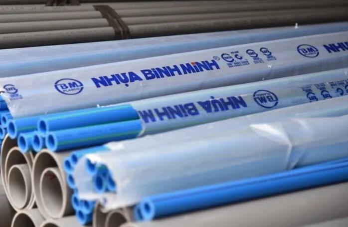 Nhựa Bình Minh có thêm cổ đông lớn