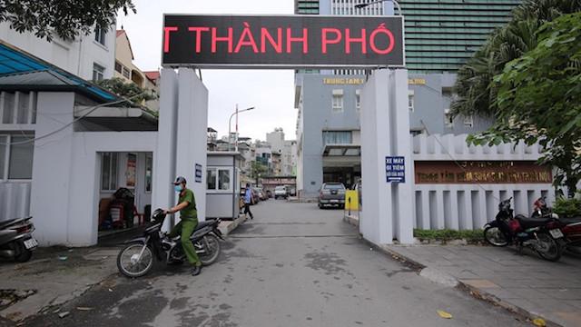 Bộ Công an bắt giam Giám đốc và nhiều cán bộ Trung tâm Kiểm soát bệnh tật Hà Nội