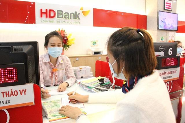 HDBank đã triển khai gói ưu đãi 10.000 tỷ đồng, lãi suất linh hoạt chỉ từ 6,5%/năm với các gói vay ngắn hạn (từ 1 tháng đến 6 tháng). Anhr: HDBank.