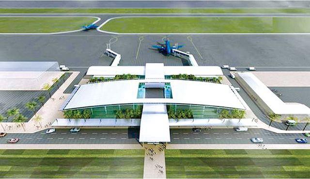 Sân bay Cao Bằng hiện không nằm trong quy hoạch phát triển ngành GTVT hàng không đến năm 2030.