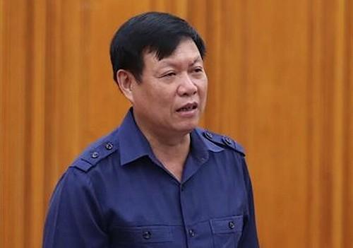 Thứ trưởng Y tế Đỗ Xuân Tuyên. Ảnh: TTX.