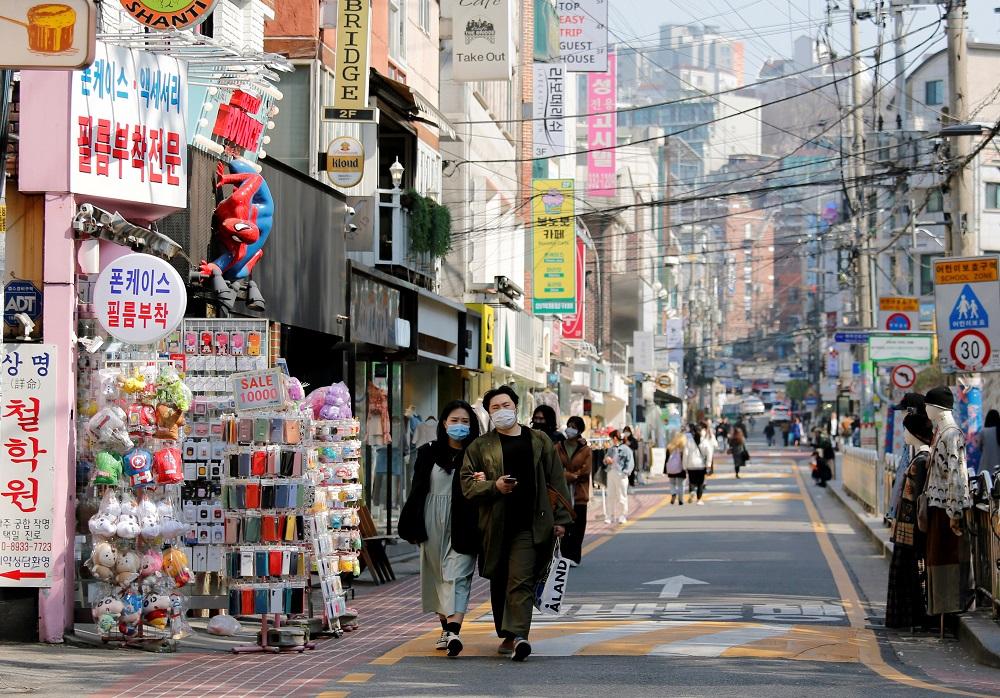 Đến lượt kinh tế Hàn Quốc giảm mạnh nhất 12 năm vì Covid-19