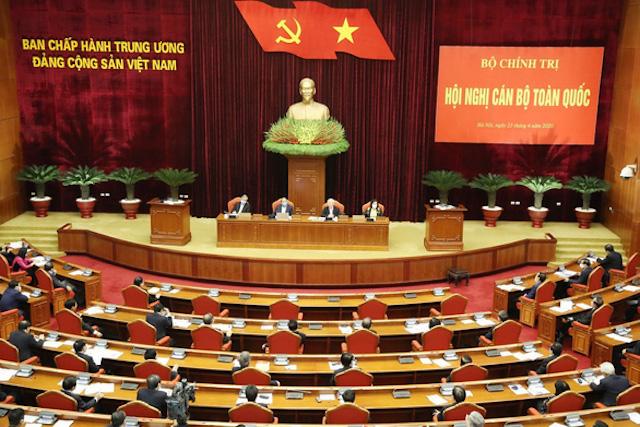 Tổng Bí thư, Chủ tịch nước chủ trì Hội nghị cán bộ toàn quốc