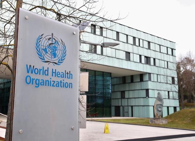 Tòa nhà của WHO ở Geneva, Thụy Sĩ. Ảnh: Reuters.