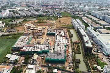 Nam Long lãi ròng quý I giảm 24% do không còn lợi nhuận đánh giá lại tài sản