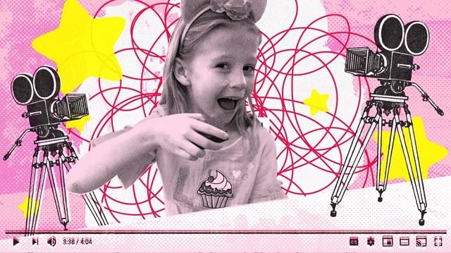Cô bé 6 tuổi người Nga kiếm được 18 triệu USD một năm từ YouTube như thế nào?