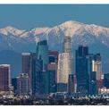 """<p class=""""Normal""""> <strong>Sau:</strong> <em>Business Insider</em> trích dẫn báo cáo chỉ ra rằng L.A liên tiếp đón những ngày đẹp nhất trong tháng 3 kể từ năm 1995. Tuy nhiên, điều này do lệnh phong tỏa hay do những cơn bão gần đây thì còn chưa được xác nhận. Trong hình:<span>Dãy núi San Gabriel có thể nhìn thấy ở Los Angeles, California, vào ngày 14/4/2020. Ảnh: <em>David McNew / Getty</em></span></p>"""