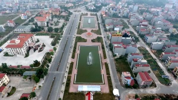 Đô thị Yên Phong, Bắc Ninh sẽ được mở rộng gấp 3,5 lần