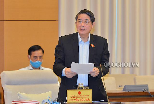 Ủy ban Tài chính - Ngân sách không đồng ý đề xuất giảm thuế để thu hút nhân tài của Đà Nẵng