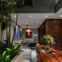 """<p class=""""Normal""""> Thiết kế nội thất của The Nắng Suites chịu ảnh hưởng của phong cách thiết kế nội thất Tây Âu những năm 1960 và được cập nhật đến ngày nay.</p>"""