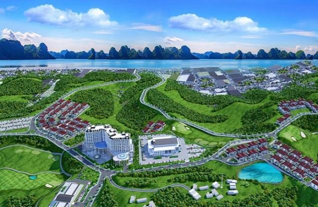 Quảng Ninh sẽ có khu phức hợp Hạ Long Xanh vốn 'khủng' hơn 10 tỷ USD
