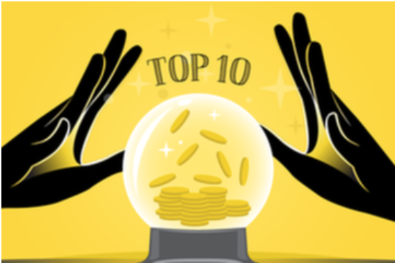 10 cổ phiếu tăng/giảm mạnh nhất tuần: Nhiều mã tăng hơn 40%