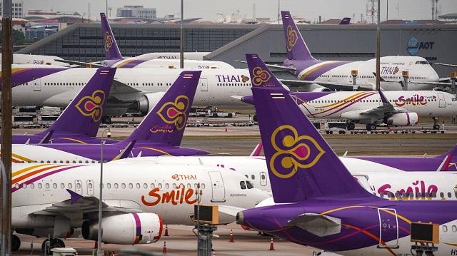 Thai Airways đứng trước bờ vực phá sản khi chính phủ tranh luận về phương án giải cứu