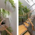 <p> Cây xanh được bố trí ở mọi nơi, tạo nên sức sống cho ngôi nhà.</p>