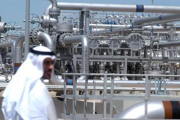 Giá dầu rơi tự do đẩy các nền kinh tế Trung Đông vào thế bí