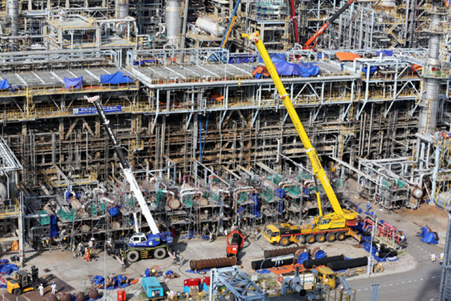 Quảng Ngãi đề xuất cho 340 chuyên gia nước ngoài nhập cảnh để bảo dưỡng Nhà máy lọc dầu Dung Quất