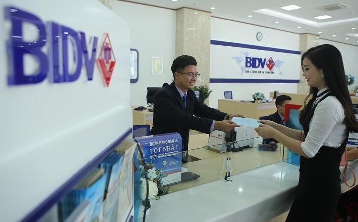 BIDV có thêm hơn 2.200 tỷ đồng bổ sung vốn cấp 2