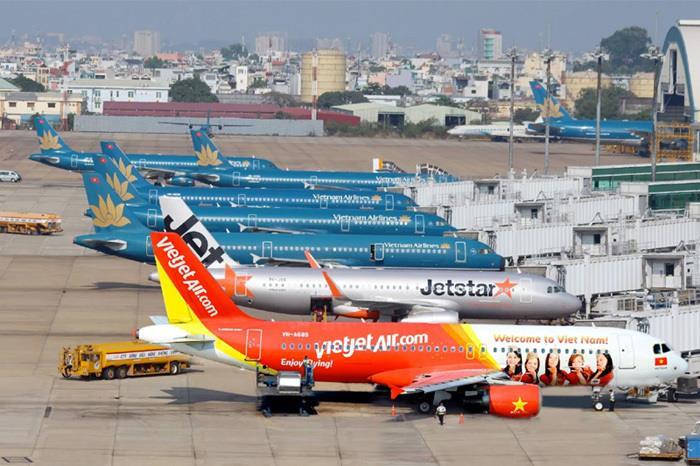 Các hãng hàng không được nâng gấp 2,5 lần tần suất bay nội địa