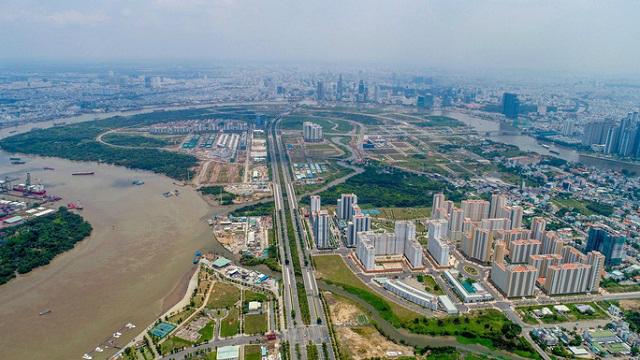 TP HCM chuẩn bị thành lập bộ máy hành chính thành phố phía Đông