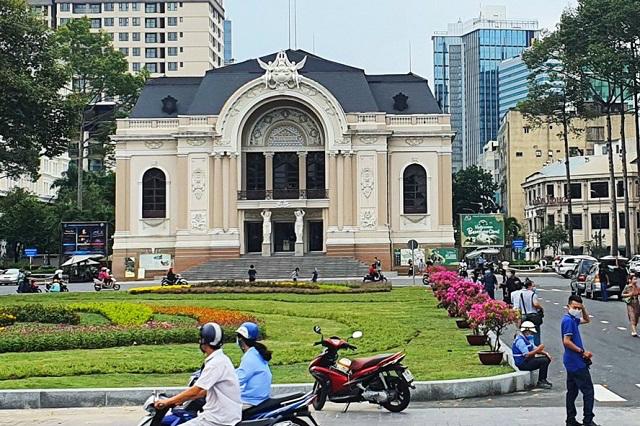 TP HCM thi tuyển thiết kế nhà hát hơn 1.500 tỷ đồng ở Thủ Thiêm