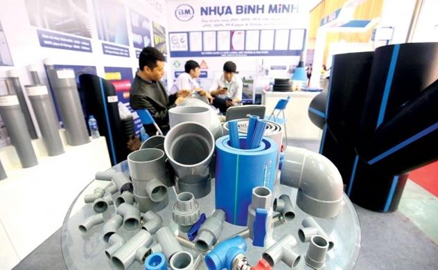 Nhựa Bình Minh báo lãi quý I tăng 12%