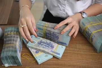 Nợ quá hạn ở nhiều ngân hàng tăng vọt
