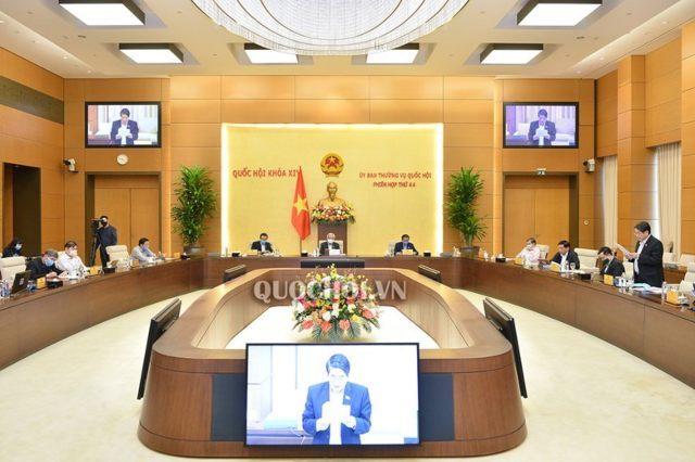 Thường vụ Quốc hội đồng ý điều chỉnh vốn trái phiếu Chính phủ