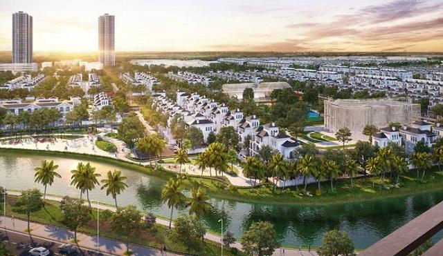 Vinhomes sẽ ra mắt dự án mới 133 ha ở Hà Nội, quỹ đất khu công nghiệp trên 2.900 ha