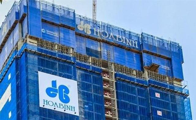 Xây dựng Hòa Bình lãi quý I thấp nhất 6 năm, giảm 1.700 tỷ đồng khoản phải thu