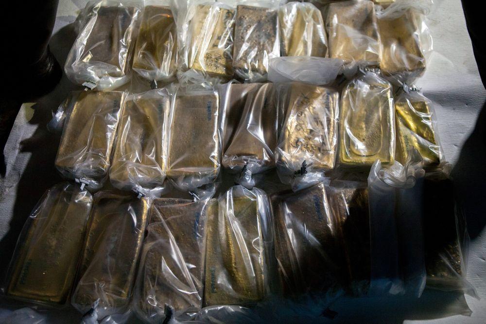 Venezuela chuyển vàng 'trả công' Iran cứu trợ ngành dầu