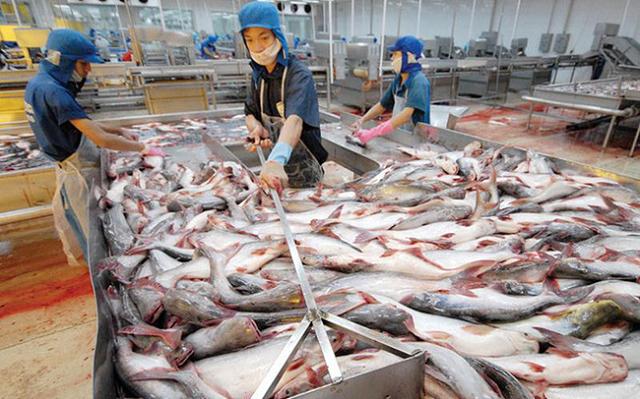 Xuất khẩu thủy sản giảm hơn 9,7% trong quý I