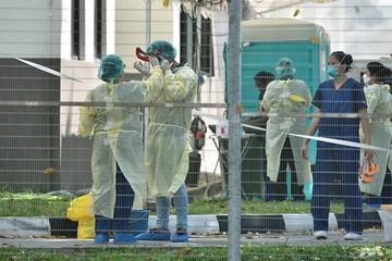 Singapore có thêm 7 ổ dịch lớn, đứng thứ 6 châu Á về số ca lây nhiễm