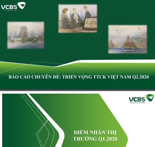 VCBS: Triển vọng thị trường chứng khoán Việt Nam quý II