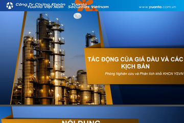 YSVN: Tác động của giá dầu và các kịch bản