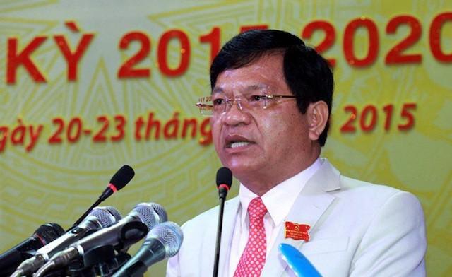 Vi phạm của Bí thư và Chủ tịch UBND tỉnh Quảng Ngãi đến mức xem xét kỷ luật