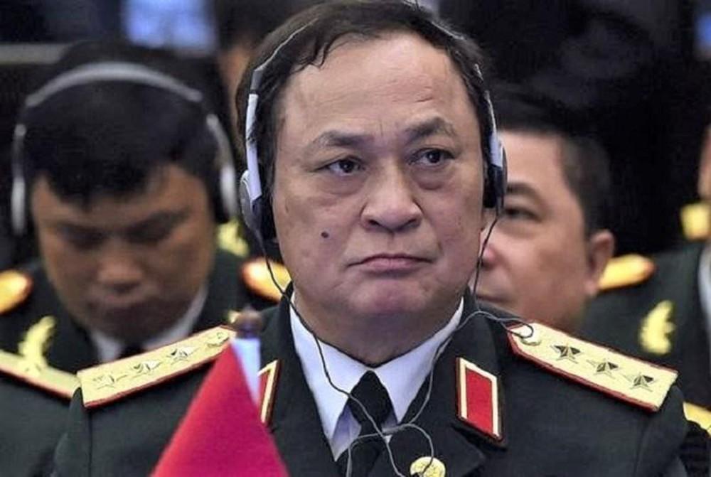 Đề nghị khai trừ Đảng với nguyên Thứ trưởng Quốc phòng Nguyễn Văn Hiến