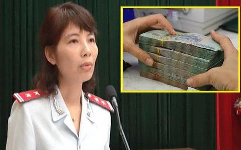 Thanh tra Bộ Xây dựng nhận hối lộ bị khai trừ khỏi Đảng
