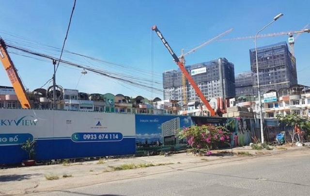 Yêu cầu Sở Xây dựng TP HCM kiểm điểm vì cấp phép xây dựng sai quy định tại dự án SaiGon Skyview