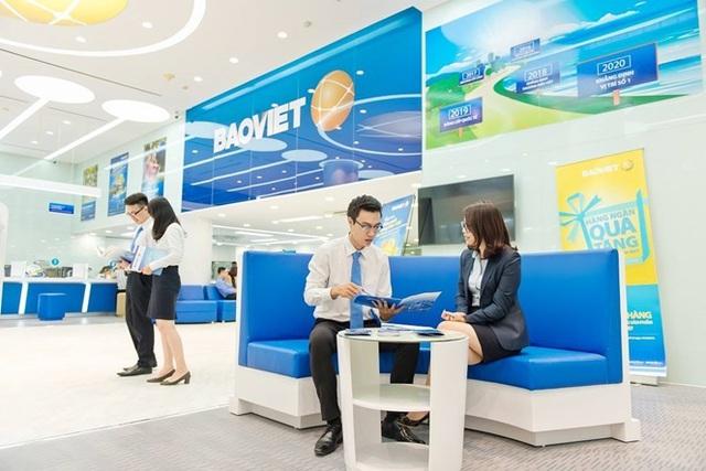 Lãi Bảo Việt giảm 69% trong quý I