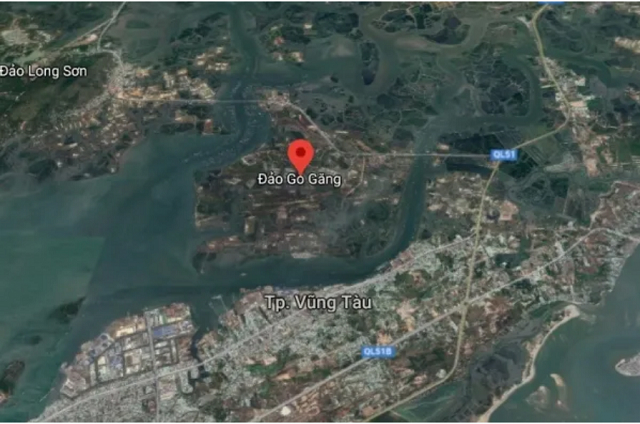 Bà Rịa – Vũng Tàu: Điều chỉnh quy hoạch đảo Gò Găng theo hướng tăng dân số gấp 3, tăng tầng cao gấp 4