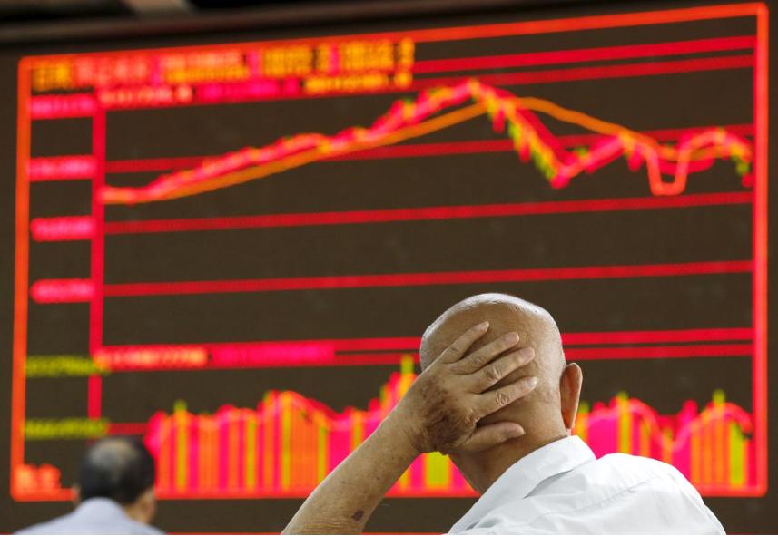 Căng thẳng Mỹ - Trung leo thang, chứng khoán Hong Kong mất hơn 1.000 điểm