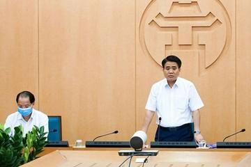 Chủ tịch Hà Nội đồng ý kết thúc cách ly tại thôn Hạ Lôi khi đến hạn 0h ngày 6/5