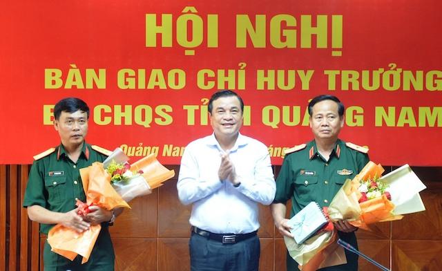 Đà Nẵng, Hà Tĩnh, Quảng Nam có nhân sự mới