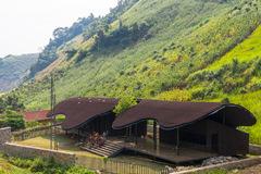 Trường mầm non giữa núi rừng Sơn La gây sốt với kiến trúc độc đáo