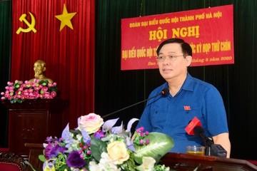 Hà Nội sẽ báo cáo Thủ tướng về quy hoạch hai bên bờ sông Hồng